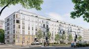 Quartier Neuhausen: Elegante Wohnungen mit keinen Standard-Marken