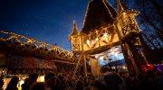 Märchenhafter Weihnachtsmarkt: Schloss Kaltenberg an allen Adventswochenenden