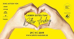 Better Friday @ Münchens Erste Häuser