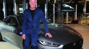 Weltpremiere des Jaguar F-TYPE in München