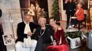Opening Kunst Weihnachtsmarkt: Manni zu Sayn-Wittgenstein verriet Fit-Geheimnis