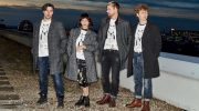 Modeshooting: Erstes Label nimmt statt Models eine Münchner Band
