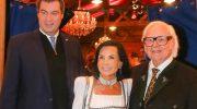 Bier-Magnat Werner Brombach feiert Geburtstag mit Business-Ansage