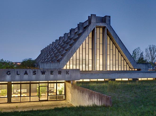 Bauhaus in Amberg