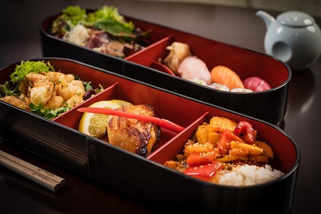 Bento Box ist Teil vom NOBU Food Festival