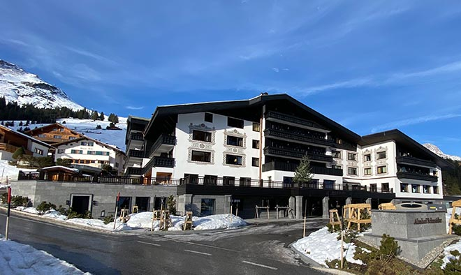 Neue Suiten sind für das Hotel Almhof Schneider als nächstes geplant!