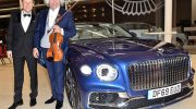 Klassik und Charity bei Bentley München
