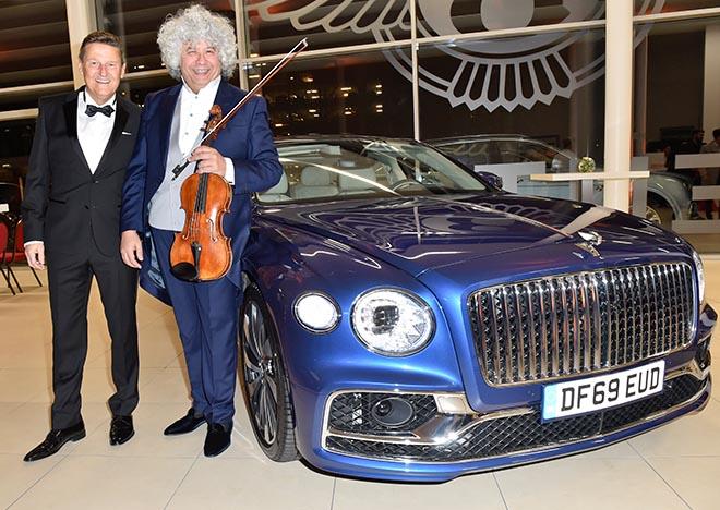 Bentley München lud zum Konzert