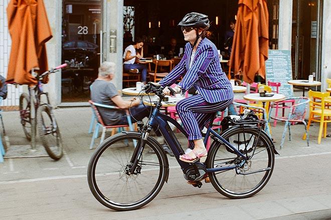 Ganzjährig Fahrradfahren in München! Mit den richtigen Tipps bleibt man fest im Sattel! Fotocredit: Rose Bikes