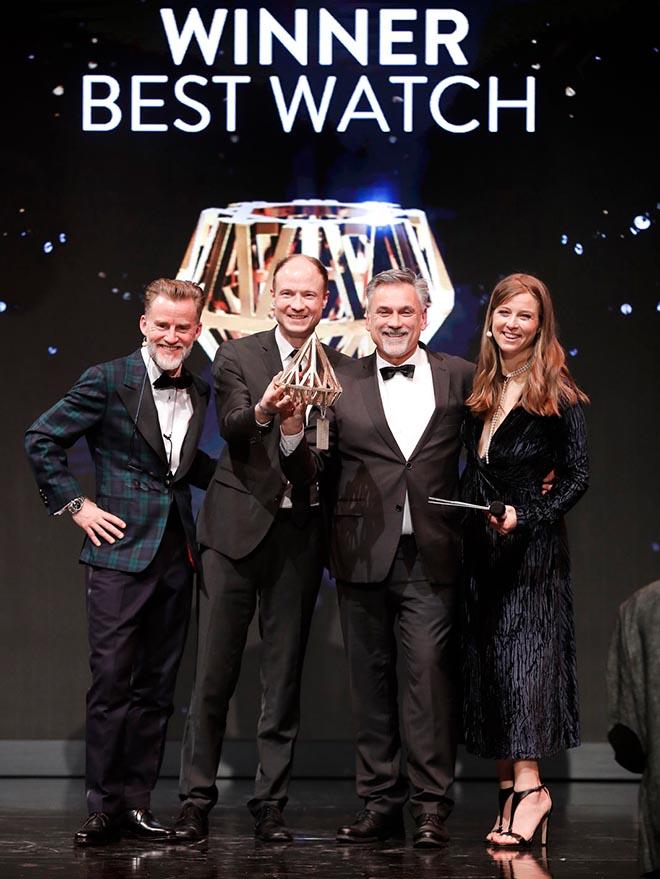 Inhorgenta Award Gewinner