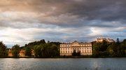 Die Salzburger Festspiele, Schloss Leopoldskron und der Rote Salon