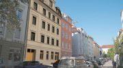 Wohnen im Stilaltbau: Rarität in der Kaulbachstrasse