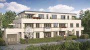 Wohnkunst in Solln: Acht Wohnungen für vier Wohntypen