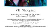 VIP Shopping Aktion @Ingolstadt Village