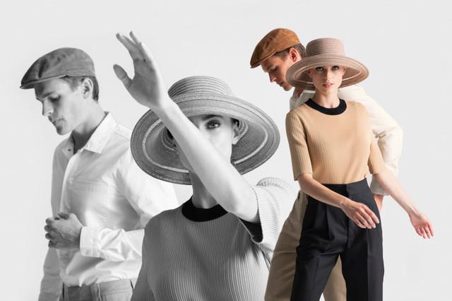 Aktuelle Hutmodelle aus der MAYSER Hutmanufaktur.
