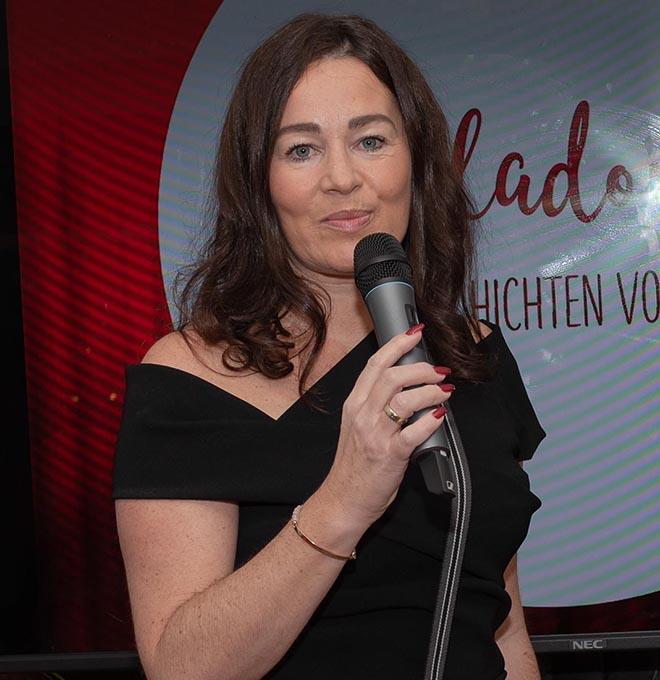 Frauennetzwerk Belladonna Gründerin Michaela Aschberger. Fotocredit: Jutta Sixt