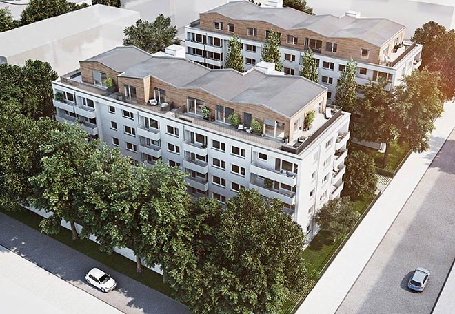Vertriebsstart der Stadtwohnungen in der Maxvorstadt hat jetzt begonnen!