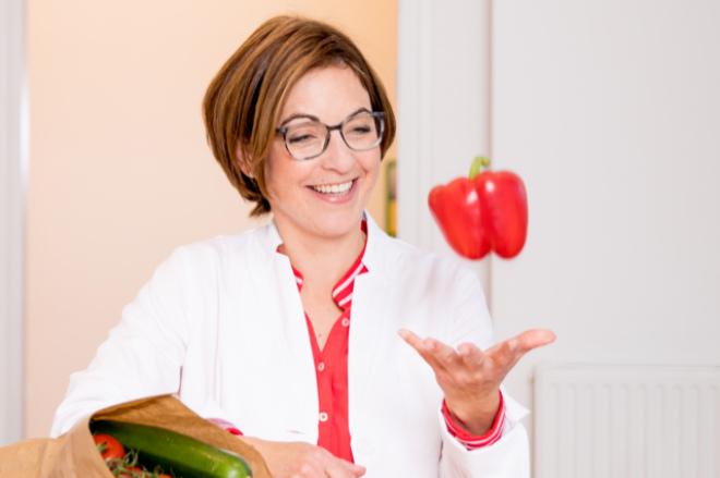 Ernährungs-Doc Dr. Silja Schäfer