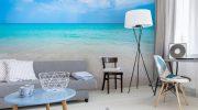 Landschaftsfototapete - eine moderne Dekoration für Ihr Zuhause