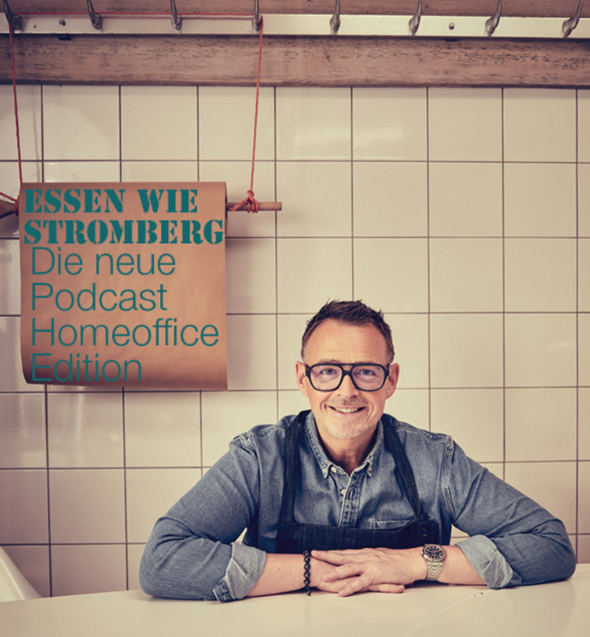 Essen wie Stromberg - Die neue Podcast Homeoffice Edition! Fotocredit: Mike Meyer