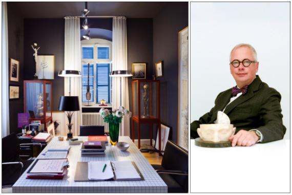 """Prof. Jan Teunen wird im September 2020 bei der designfunktio Kongressreihe III """"New Work und New Office"""" das Home Office beleuchten. Fotocredit: designfunktion"""