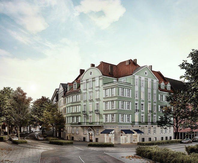 historische Immobilien in München