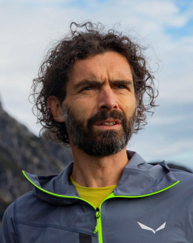 Jens Badura aus dem Berchtesgadener Land