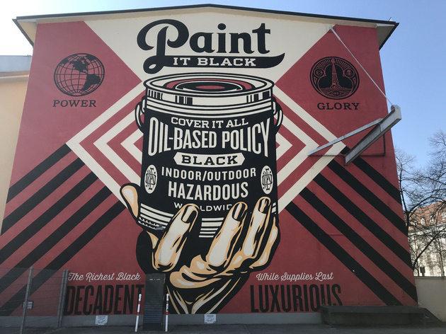 Street Art Run Adresse