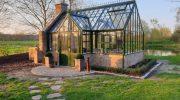 Vorteil Gewächshaus: Den Garten im viktorianischen Stil genießen