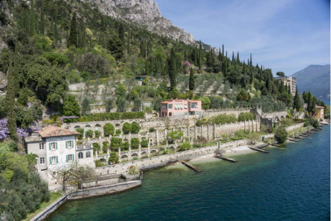 Besondere Orte Gardasee