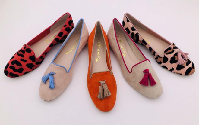 Tasselloafers und Loafer Schuhe von 'belle amie'. Die Ballerinas könnt Ihr hier entdecken!