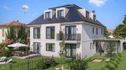 Mehrfamilien-Stadthaus zwischen zwei Münchner Parks