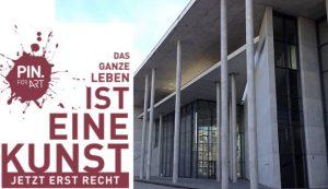 PIN. FOR ART Benefizauktion @ Pinakothek der Moderne | München | Bayern | Deutschland