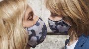 Mutter Kind im Masken-Partner-Look: Warum alle diese Maske lieben!