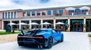 Chiron Bugatti: Boxenstopp für neuen Hypersportwagen