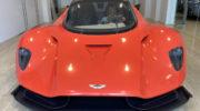 Erster Hybrid-Hypersportwagen Aston Martin Valhalla: Showtime in München