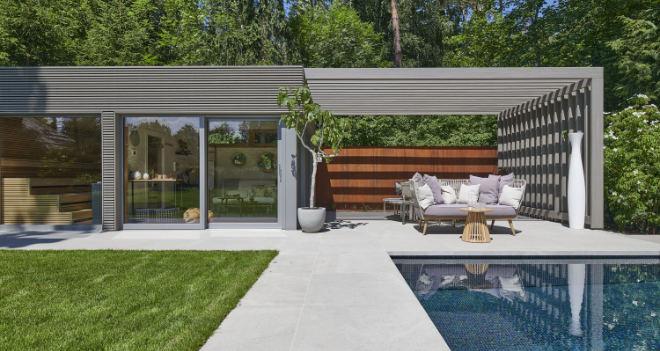 Gartenhaus Unikat