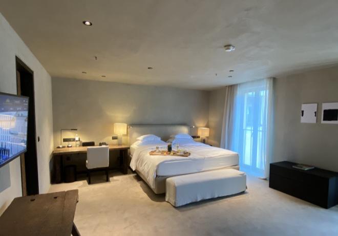 Münchner Luxushotels: Doppelzimmer vom Hotel Bayerischer Hof