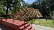 Kunst am Isarufer: München hat eine neue Brücke