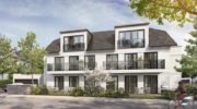 Neuprojekt in Obermenzing: Mehrfamilien-Villa mit Penthouse