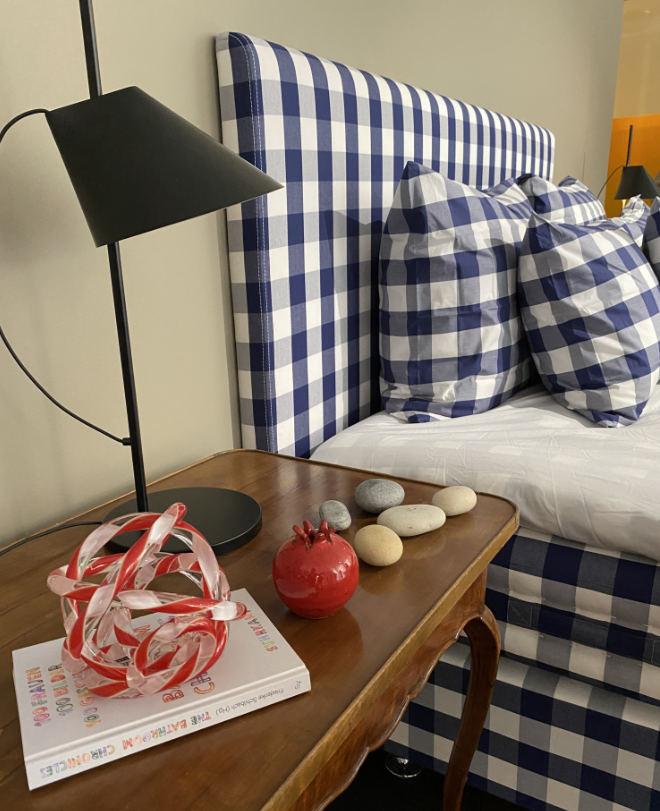 Auch der Liebesapfel (Paradiesapfel) im Schlafzimmer darf nicht fehlen!