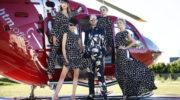 Hairlich abgehoben: Modeshooting mit Styling-Tipps für den Herbst