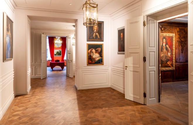 14 neu renovierte Eventräume im Hotel Bayerischer Hof