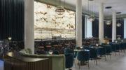 Bar-Bistro 'Rheingold' in der Bayerischen Staatsoper mit Richard Wagner DNA