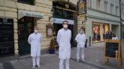 Corona Schnelltest in München: Wirtshaus 'Altes Hackerhaus' wird zur Teststelle