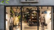 Japanisches Luxuslabel Goldwin eröffnete im Schäfflerhof
