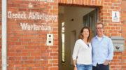 Münchner Paar baute Thüringer Bahnhofsgebäude zum Wohnhaus um
