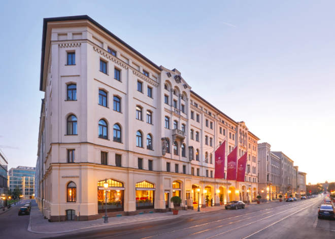 beste hotels münchens
