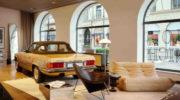 Mercedes München Studio Odeonsplatz: Neues Konzept mit Kunst, Gourmetküche und mehr digital