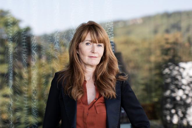Hoffice ist für Oona Horx Strathen vom Zukunftsinstitut der neue Trend. Gerade präsentierte sie den neuen Home Report 2021. Fotocredit: